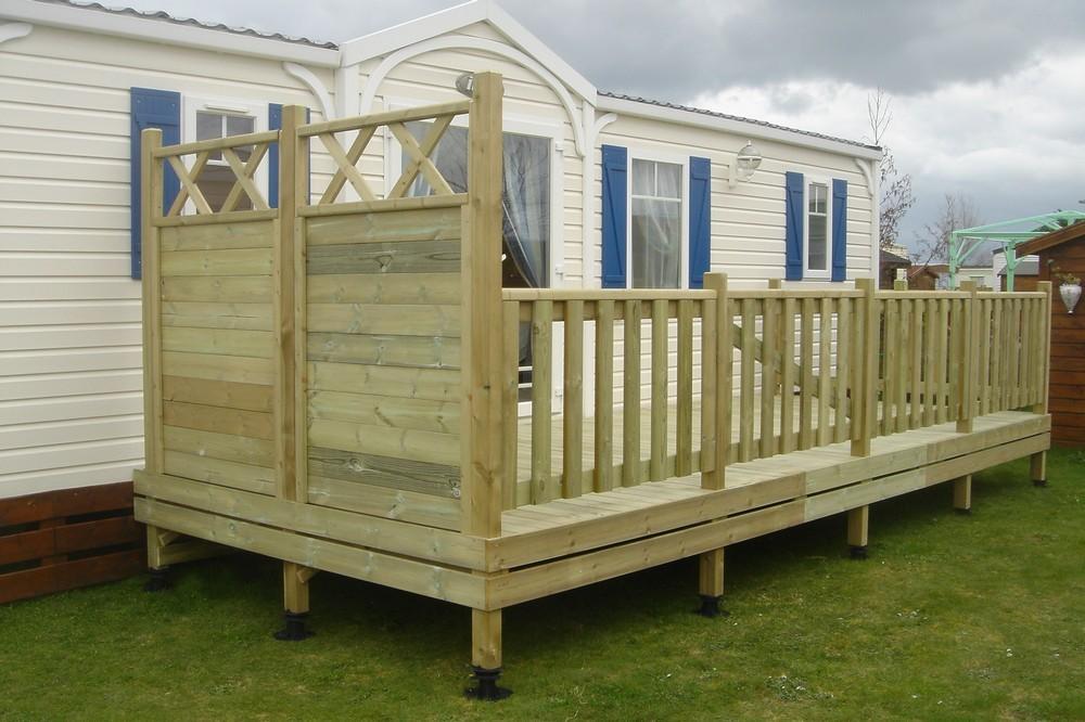 Terrasses de Normandie - Terrasses en bois pour Mobil Home et ...